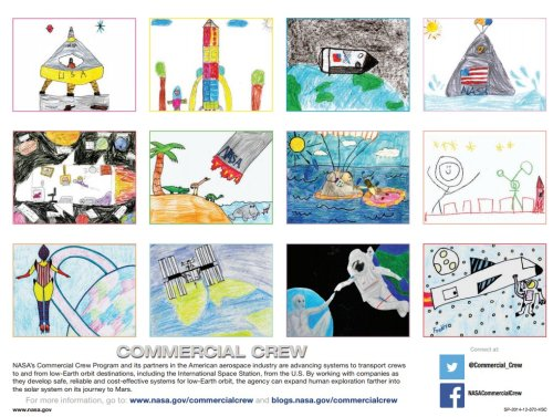 CommercialCrewCalendar_ChildrensArt