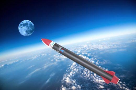 Sub-Orbital Flight Rocket Crafters rocket