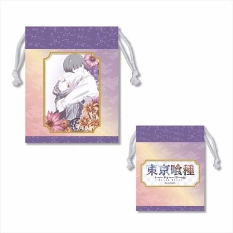 東京喰種トーキョーグール 巾着 B アニメ・キャラクターグッズ新作情報・予約開始速報