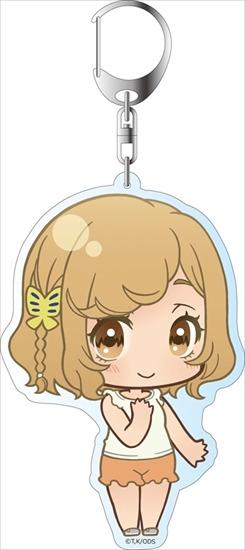 ボールルームへようこそ デカキーホルダー ぷに アニメ・キャラクターグッズ新作情報・予約開始速報