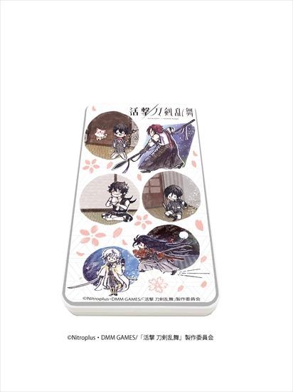 活撃 刀剣乱舞 キャラチャージN 01 第二部隊 グ アニメ・キャラクターグッズ新作情報・予約開始速報