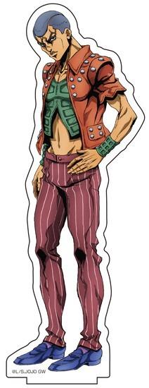ジョジョの奇妙な冒険 黄金の風 描き下ろしBIGア アニメ・キャラクターグッズ新作情報・予約開始速報
