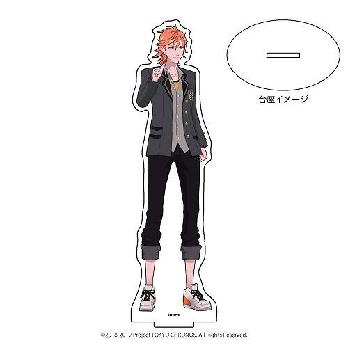 東京クロノス キャラアクリルフィギュア 07 街小 アニメ・キャラクターグッズ新作情報・予約開始速報