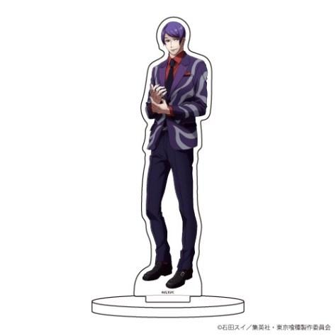 東京喰種 キャラアクリルフィギュア 10 ストリー アニメ・キャラクターグッズ新作情報・予約開始速報