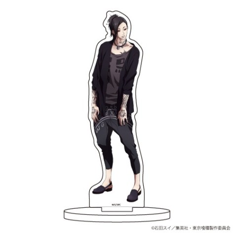 東京喰種 キャラアクリルフィギュア 11 ストリー アニメ・キャラクターグッズ新作情報・予約開始速報