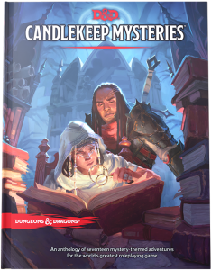 Candlekeep Mysteries (Regular Cover)