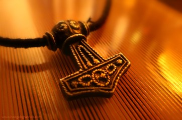 thors hammer jewellery