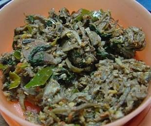 Resep Sayur Sibulung-Pulung (Makassar)