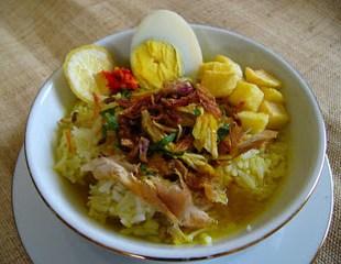 Resep Soto Banten (Banten)