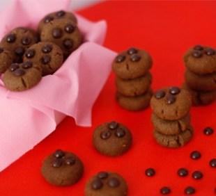 Resep Coklat Butter Cookies