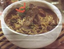 Resep Mi Kare Daging Kacang Merah
