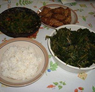 Resep Sayur Lumbu Pedas (Magelang)