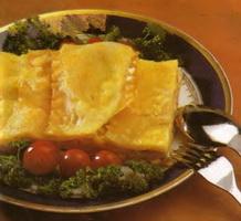 Resep Seafood Lasagne