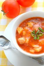 Resep Setup Tomat Dan Prei
