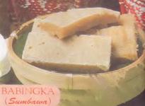 Resep Babingka (Sumbawa)
