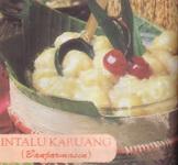 Resep Intalu Karuang (Banjarmasin)