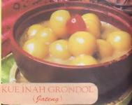 Resep Kue Inah Grondol (Jawa Tengah)