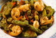 resep-pare-ca-udang