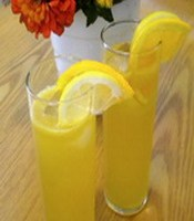 Resep Punch Lemon
