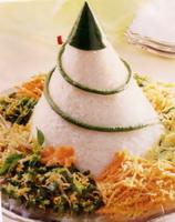 Resep Tip Menghias Tumpeng Dan Nasi Kuning