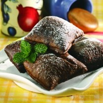 Resep Kue Bantal Cokelat