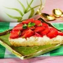 Resep Kue Potong Stroberi