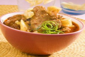 Resep Masak Ketumbar (Bangka-Belitung)