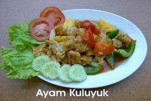 Resep Ayam Kuluyuk