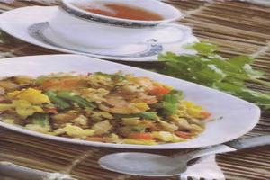 Resep Kao Pad (Thailand)