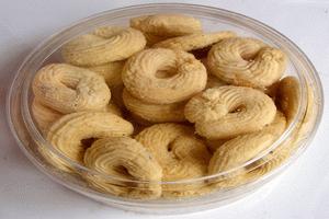 Resep Kue Bentuk Cincin