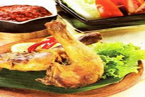 Resep Sambal Ayam Goreng Bandung
