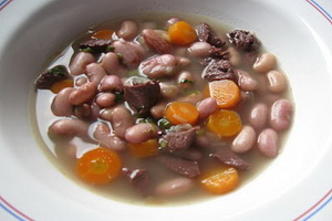 resep-sop-kikil-kacang-merah