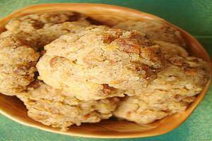 Resep Oregano Cornflakes Cookies