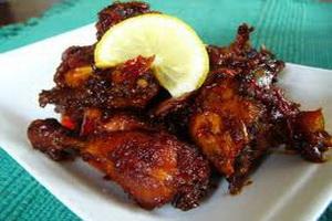 Resep Paha Ayam Panggang Bumbu Kecap