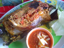 Resep Pepes Ikan Patin