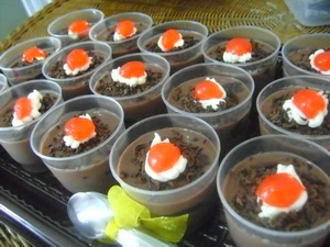 Resep Puding Black Cerry