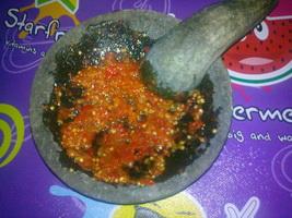 Resep Sambal Goang (Sunda)