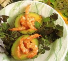 resep-salad-alpukat-dan-udang-saus-jeruk
