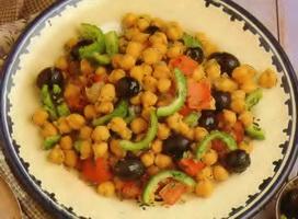 resep-salad-chickpea-dan-zaitun