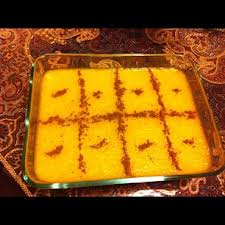 Resep Puding Safron