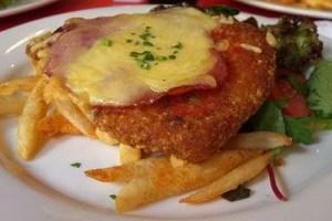 Resep Fillet Turkey Parmagiana