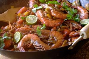 resep-prawn-creole