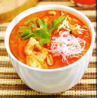 Resep Sup Mi Ikan (Kamboja)