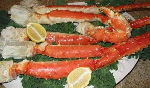 resep-grilled-alaskan-king-crab-with-sweet-sauce
