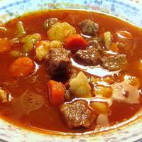 Resep Hungarian Goulash Soup