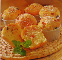 Resep Roti Fruit Mix Tabur Oat