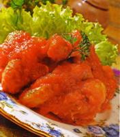 Resep Sayap Ayam Madu Merah