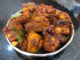 Resep Spicy Chicken