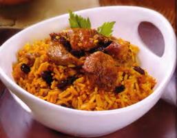 Resep Nasi Rempah Daging