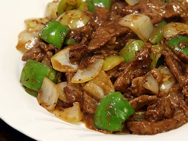 Resep Beef Black Pepper (New Zealand)